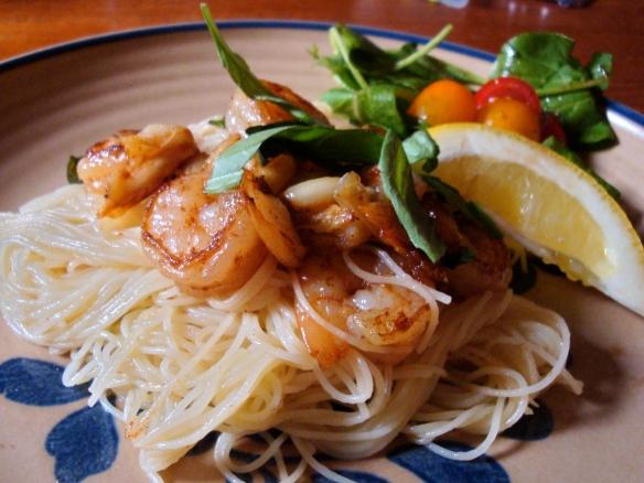 Shrimp and Pasta