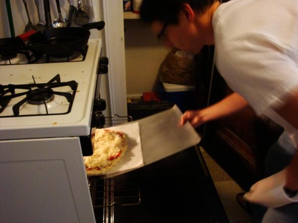 pizzainoven